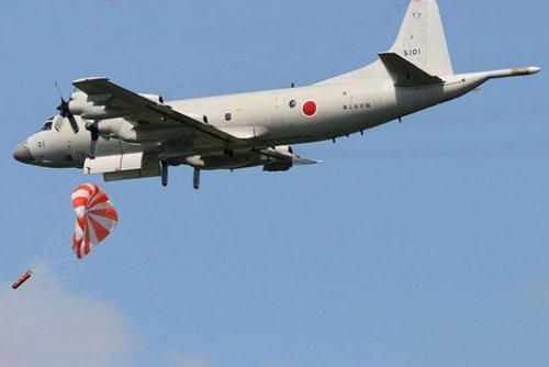 日本反潜机曾在中国舰队附近投浮标 侦测我潜艇