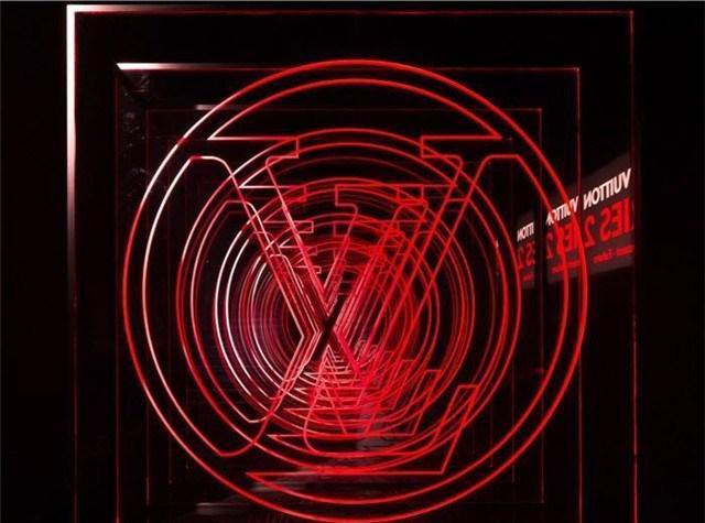 时髦、科技、逼格:一场来自LV的展览刷爆你的审美