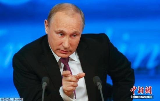 普京国际玩笑引他国对号入座 德媒:最成功的地缘战略师