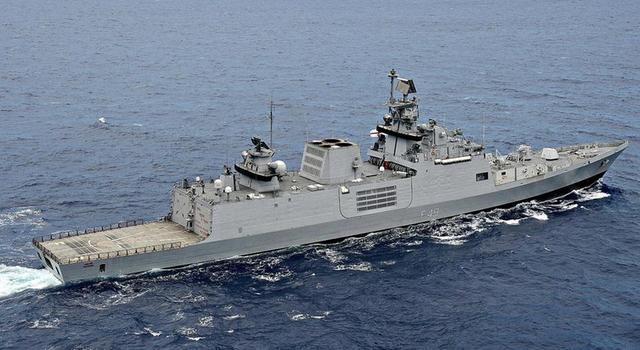 日媒:印度与美国扩大安全合作 或为制衡中国