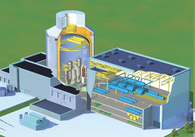 中国建成首个AP1000核燃料元件生产线
