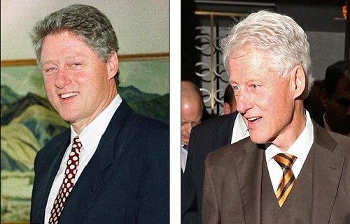 日媒体拍摄到的照片显示,这位前总统已经消瘦许多,减肥效果非常明