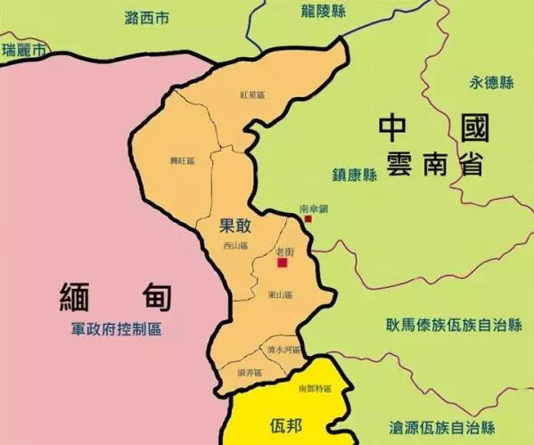 缅甸内战为何总扯上中国