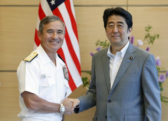 美日裔上将再就南海对华挑衅 暴露心中对华仇恨