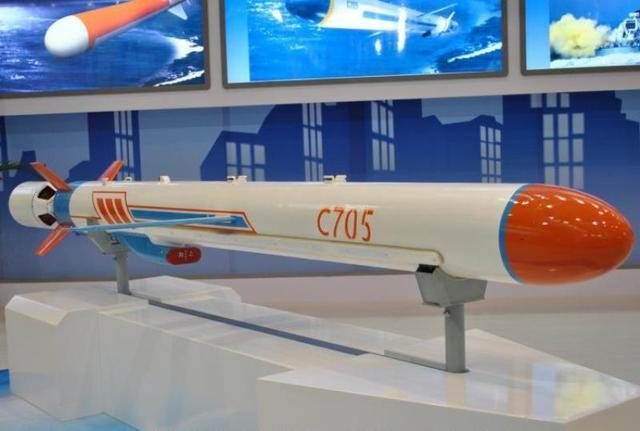 简氏:印尼欲购C-705导弹技术 中国提高要价