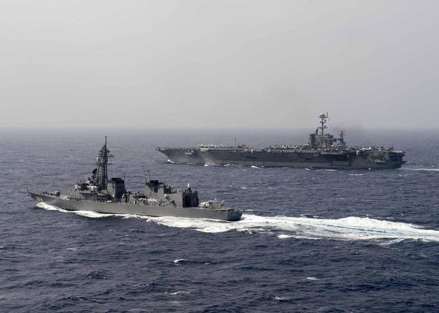 美日同盟危害亚太和平 中俄若合作将是日本噩梦
