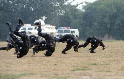 中国首支常备维和警队通过联合国评估