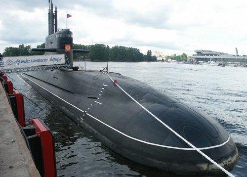 """俄罗斯向摩洛哥推销""""阿穆尔""""级常规潜艇"""