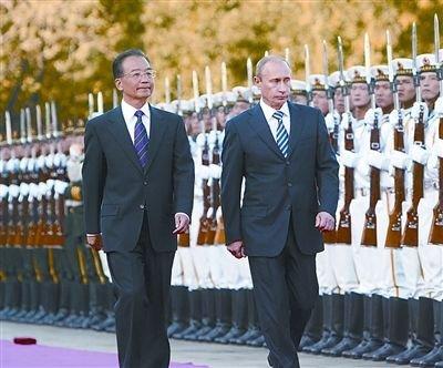 点评普京访华:只要俄中友好就不惧西方遏制
