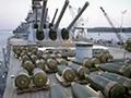 军舰被撞和挨发炮弹哪个更有破坏力?