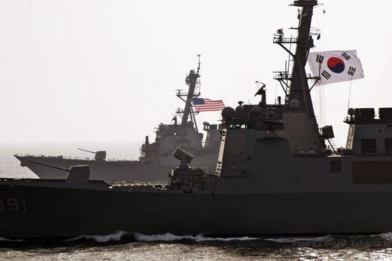 中方回应拒韩舰访华:互相尊重前提下才能开展交流