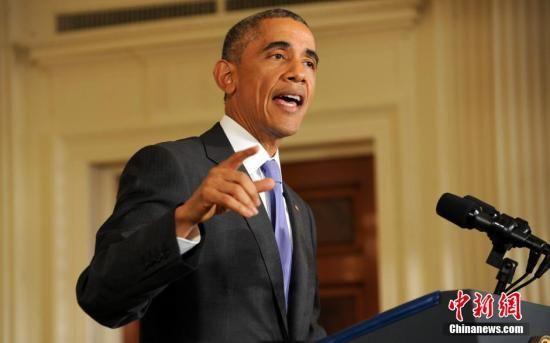 外交部:奥巴马将访华并出席APEC会议