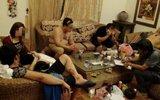 富二代包房开毒品派对 4男2女当场被抓