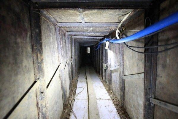 团伙4个月从深圳挖40米地道通香港走私电子产品