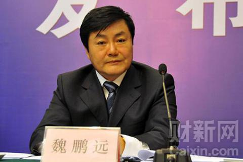 能源局亿元司长魏鹏远衣着朴素 年逾50才升正处