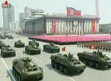 仿BTR80装甲车方阵