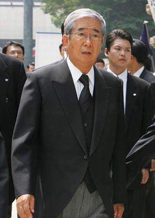"""日本右翼分子石原慎太郎频繁作秀 狂言""""购买""""钓鱼岛"""