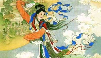 嫦娥奔月的神话在中国家喻户晓-奔月记之人类梦想 嫦娥二号专题报道