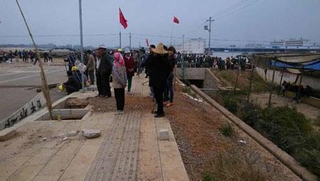 云南晋宁项目施工方与村民冲突事件致8死18伤