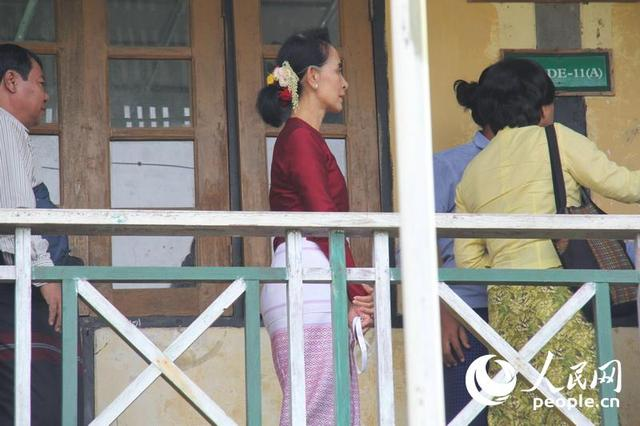 缅甸军方谈大选:将会尊重选民的心声