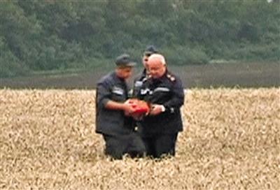 乌亲俄武装称找到黑匣子 已被送往顿涅茨克