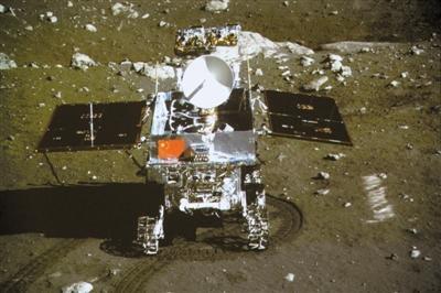 月球车机构控制出现异常 专家正组织排查