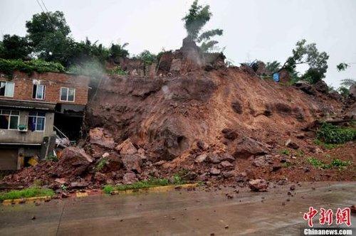 全国连日强降雨致95人亡 防总启动Ⅱ级应急响应