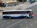 被挟持的香港康泰旅行社旅游巴士