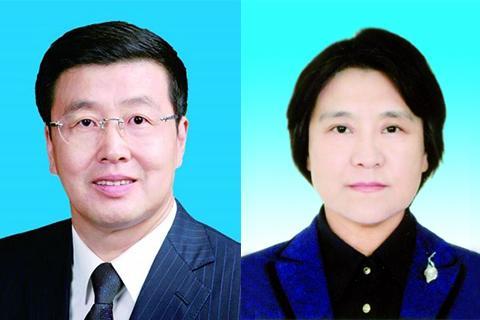 乌兰夫孙女布小林任内蒙古自治区政府代主席
