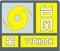 台风黄色预警信号