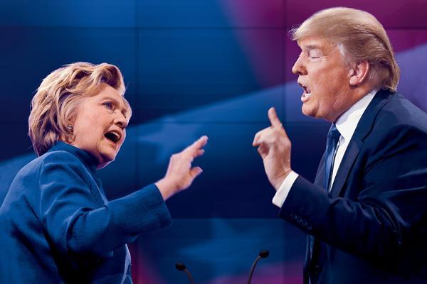 美国右翼的愤怒和哀伤:并不爱特朗普但被希拉里放弃