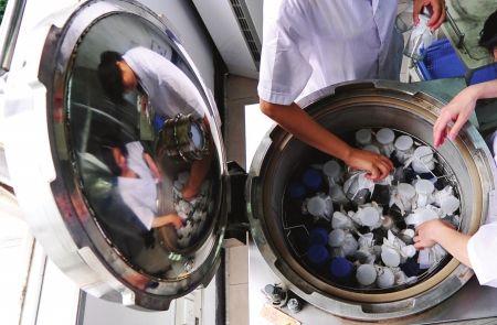解密自来水检测过程:耗时两周花费两万(图)