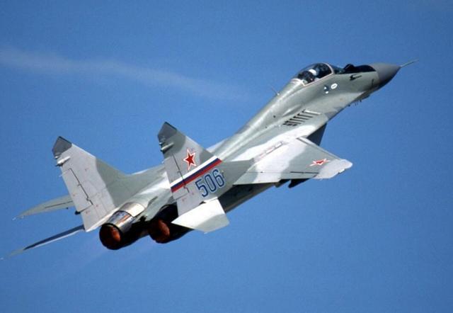 战斗机 米格29