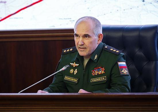 俄罗斯国防部举行发布会 就近期叙利亚局势作出介绍