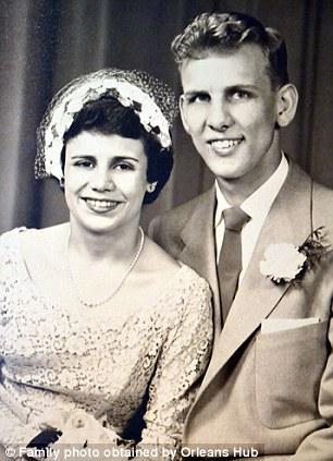 哈尔夫妇婚姻共同走过60年,相亲相爱的他们也在同一天离世。