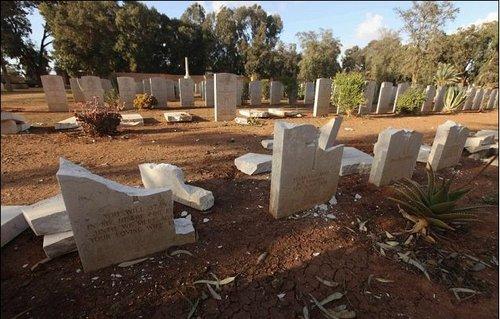 """利比亚谴责破坏英军墓地行为 """"半自治""""恐导致国家分裂"""