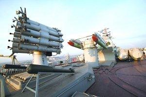 天津基辅号航母甲板铆钉每枚价值一万 贵过白金