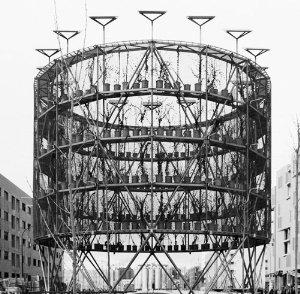 """马德里创新环保建筑 """"一树一屋""""新体验"""
