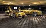 好莱坞附近豪宅售价1亿美元 赠黄金跑车