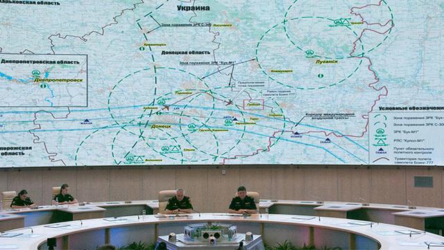 俄罗斯军方向乌克兰和美国再发十问