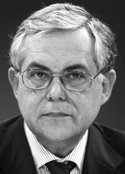 欧洲央行前副行长帕帕季莫斯当选希腊新总理