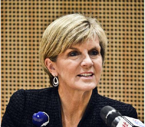 中方对澳就仲裁言论愤怒 澳外长竟称感到震惊