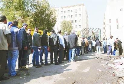 约旦首次承认向脱离叙利亚军人警察提供避难