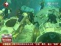 """视频:揭秘俄宇航员训练中心泳池""""太空行走"""""""