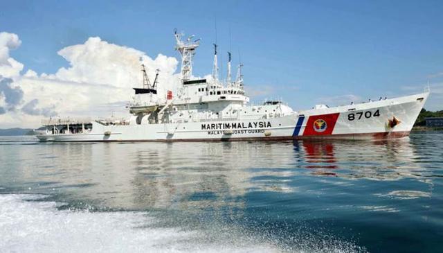 马来西亚接收第二艘日本大型巡逻舰