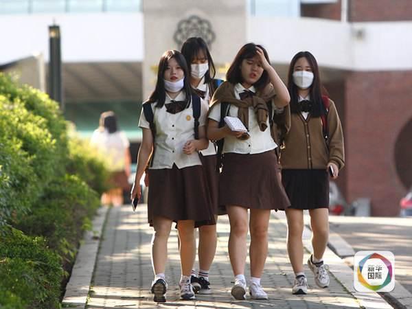 MERS阴影笼罩下的首尔:高考招生改成网上举行