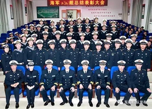可了不得!中国海军首名女副舰长,最近再次刷爆朋友圈