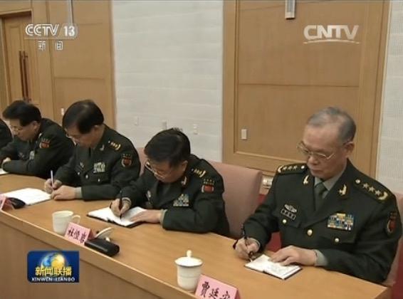 济南军区政委杜恒岩履新中央军委政治工作部