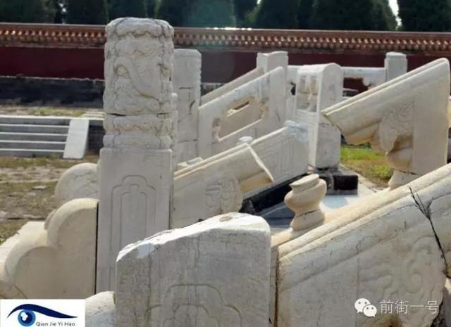 清东陵被盗:盗贼扒光贵妃衣物被发现后追砍警卫
