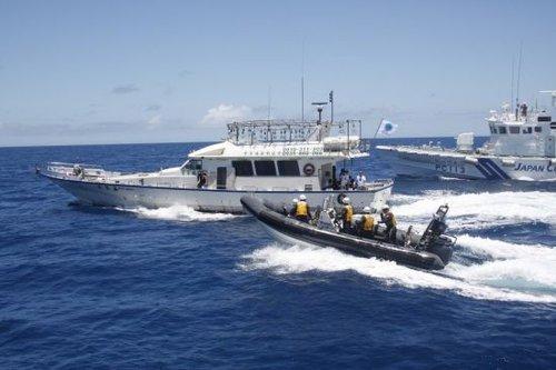 日本右翼政党主张向钓鱼岛派遣自卫队驻扎